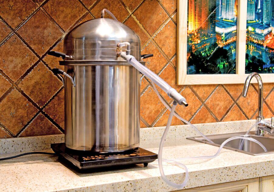essential oils distiller machine