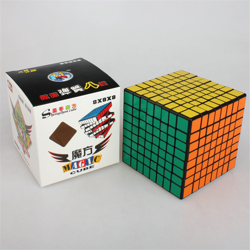 Puzzle Magic Speed Cubes Professional Classic Educational funny cube Toys for children funny Christmas gift 83mm black and white grid curve7x7x7 speed magic cubes puzzle game educational toys for kids children baby