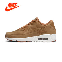 Original New Arrival Authentic Nike Air Max 90 Ultra 2.0 LTR Men's Breathable Running Shoes Sneakers Good Quality 924447-200(China)