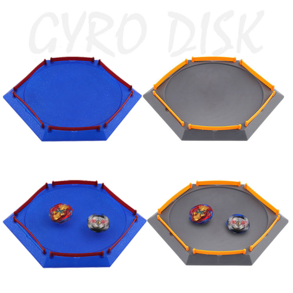 HIINST Funny New Exciting fighting Burst Gyro Arena Disk Duel Spinning Top Beyblades Launcher Stadium Hot Toy 45# dropship