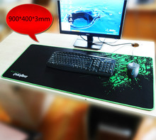 900*400*3MM Large Mouse Pad Mouse Mat Speed/Control Version Overlock Game Keyboard Pad for Gamer
