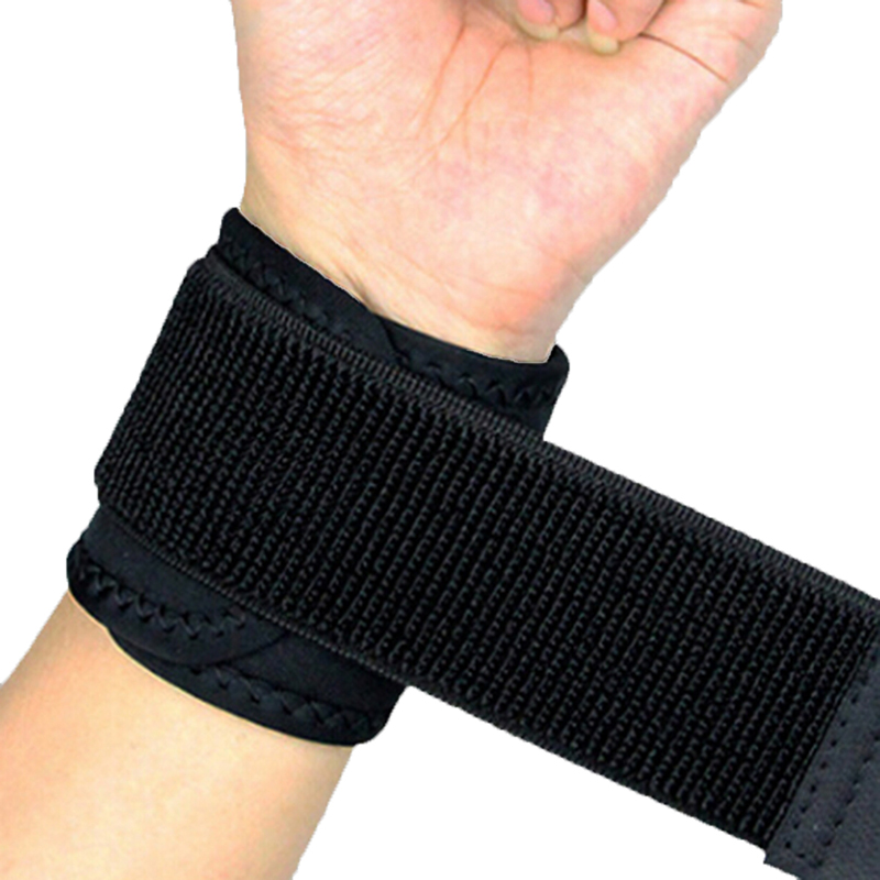 Men's Accessories Minanser Cotton Elastic Bandage Hand Sports Arm Bands Safety Wristband Gym Support Wrist Brace Wrap Carpal Tunnel Wrestle Apparel Accessories