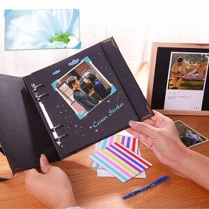Image 5 - Fujifilm Instax Mini 9 8 7s Camera Accessories Magnetic Photo Frame Wall Hang Frames Film Frames Corner Stickers Mark Pen Bundle