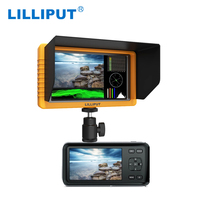 Lilliput Q5 5.5 IPS Full HD Camera Monitor with SDI and HDMI Cross Conversion Metal Housing High Resolution for Camera