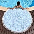 Ronda de la playa toalla bufanda pañuelo hippie mandala tapiz playa tiro roundie toalla yoga mat estilo bohemio envío libre, jan 17