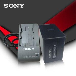 1pc/lot Sony Original NP-FV100 NPFV100 NP FV100 FV30 FV50 FV70 FP50 FP90 FP91 FH50 FH70 FH60 FH100 HDR-CX170 HDR-CX300 CX170
