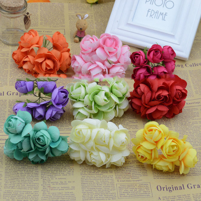 Artificial flowers new hot good simulation flower rose bud silk artificial flowers new hot good simulation flower rose bud silk flower garlands material diy decorative flower mightylinksfo