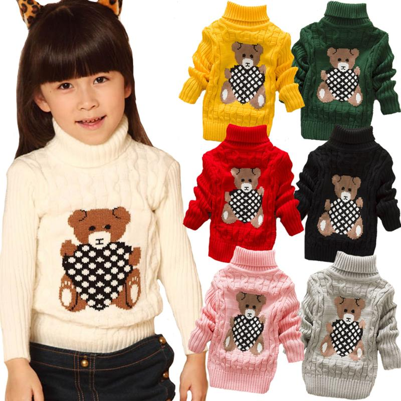 Buy Retail 0 4years Turtleneck Knitted