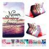 For Galaxy Tab 3 Lite 7 0 Case Cute Design PU Leather Flip Stand Magnetic Cover