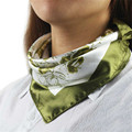Coolbeener Hot Satin Silk Square Scarf Women Fashion Joker Four Seasons Silk Satin Scarves Dec6