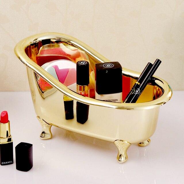 Accessori da bagno di alta qualità mini Vasca Da Bagno sapone Bianco scatola di