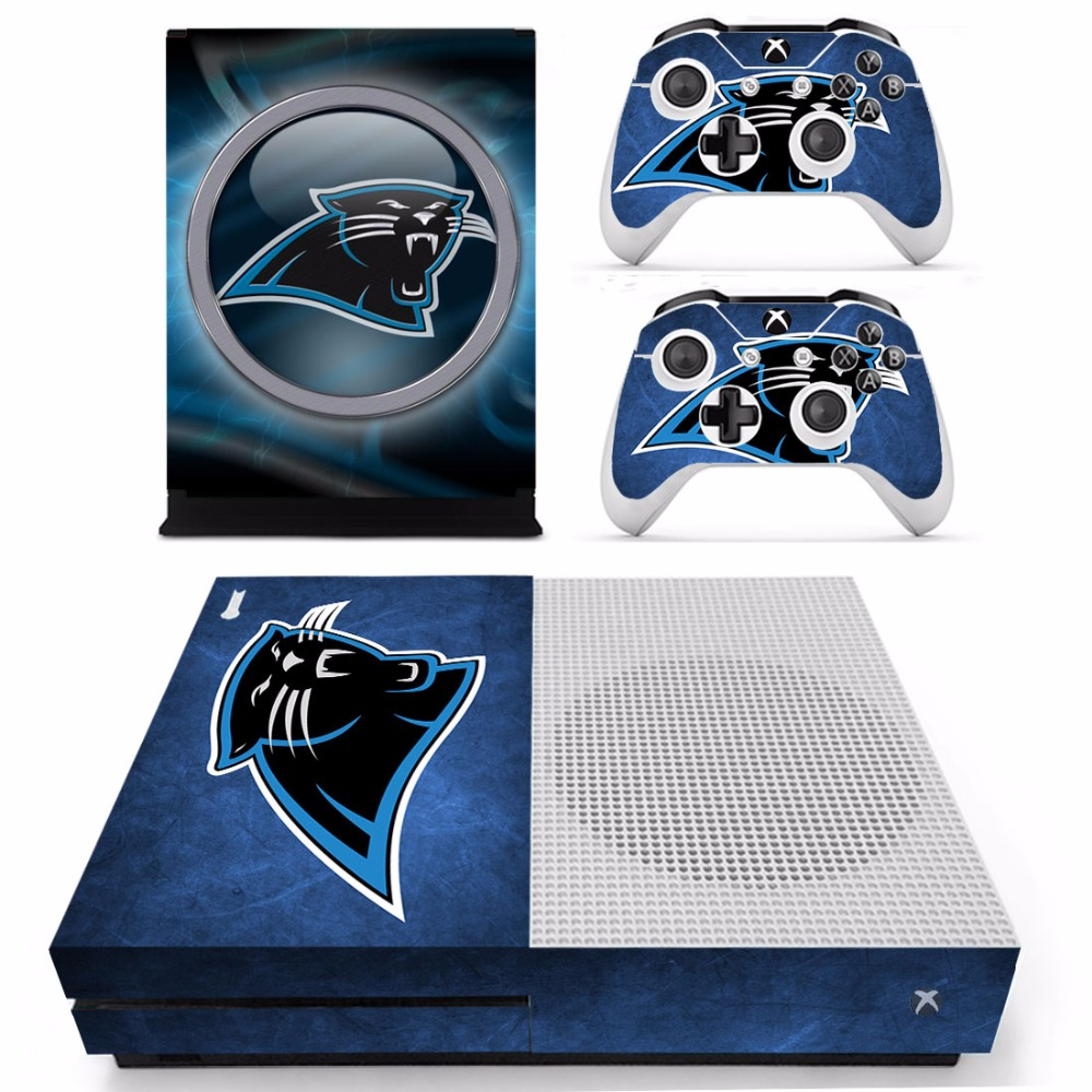 Team #3 Skin Sticker Protector for Microsoft Xbox One SLIM and 2 controller skins Stickers for XBOXONE S