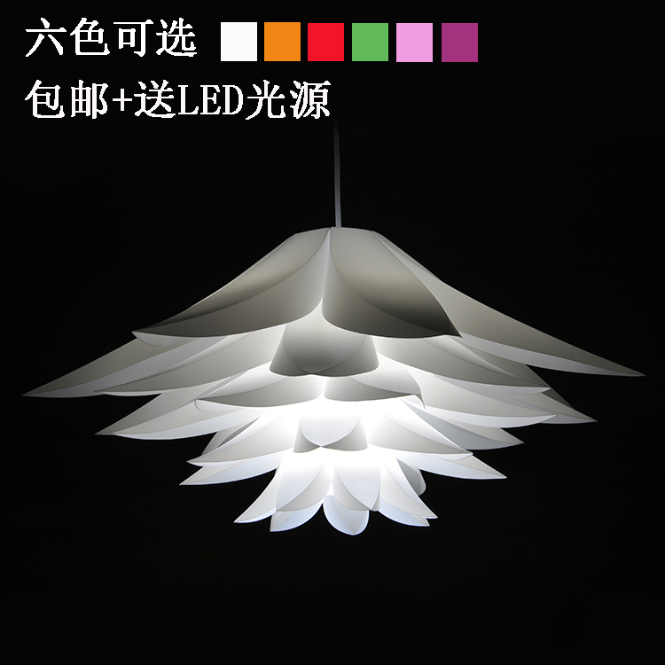 New Designer Clizia Suspension Lamp Nordic Colorful Acrylic Flower PP Led Pendant Light Bedroom Light Free ShippingNew Designer Clizia Suspension Lamp Nordic Colorful Acrylic Flower PP Led Pendant Light Bedroom Light Free Shipping