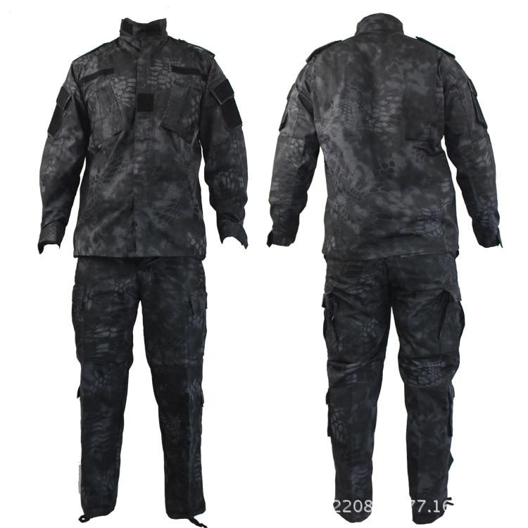Kryptek mandrake black ,typhon,nomad camouflage military tactical ACU,Airsoft combat uniform shirts + pants 2015 new kryptek typhon pilot fast helmet airsoft mh adjustable abs helmet ph0601 typhon