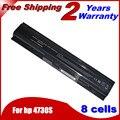 5200 mah bateria do portátil para HP 633734 - 141 633734 - 151 HSTNN-I98C-7 HSTNN-IB2S HSTNN-LB2S PR08 QK647AA QK647UT ProBook 4740 s 4730 s