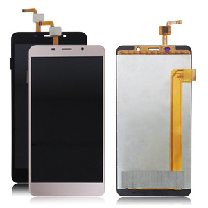 Image 4 - WEICEHNG Für 5,7 zoll Leagoo M8 M8 Pro LCD Display und Touch Screen Screen Digitizer Assembly Ersatz + Kostenlose Tools