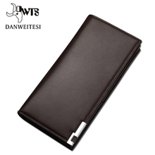 [DWTS] wallet men classic long style card holder male purse