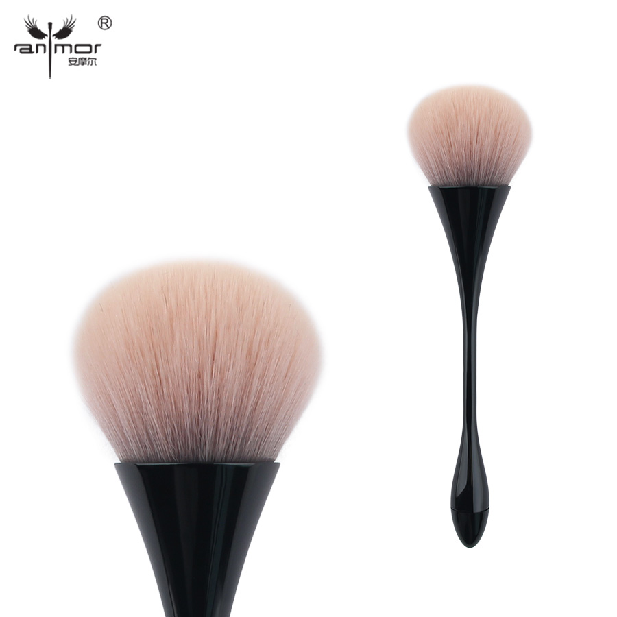 Anmor Pretty Kabuki Brush Extremely soft Makeup Brushes For Powder Products BK_001 ободки pretty mania ободок
