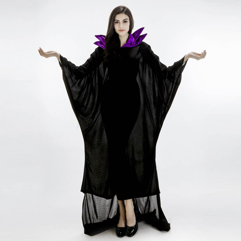 Popular Maleficent Costume-Buy Cheap Maleficent Costume lots from ...