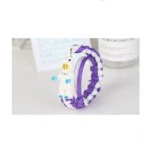 New Buzz Lightyear Building Block Bracelet Umbrella Rope Student Couple Gift Adjustable Reinforced Hand Jewelry
