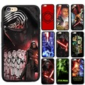 New Star Wars Darth Case For iphone 5/5s/5se 6/6s 7 6/7 plus 6s plus TPUPC The Force Awakens Case Phone Cover for Touch 5th Case