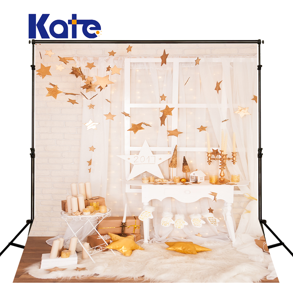 KATE Photography Background Children Backdrop Pink Brick Wall Backdrops White Tapete and Curtain Backdrop for Photocall Infantil kate christmas backdrop photography brick wall white bear tree box background white floor for children photo studio background