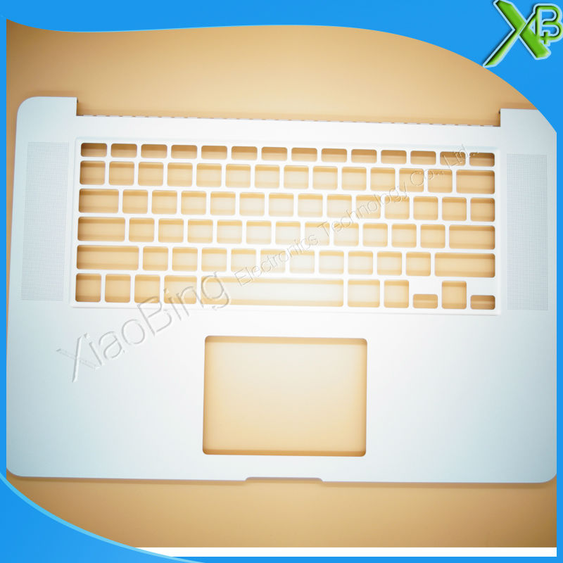 New US TopCase Palmrest for Macbook Pro Retina 15.4 A1398 2015-2016 years new topcase with tr turkish turkey keyboard for macbook air 11 6 a1465 2013 2015 years