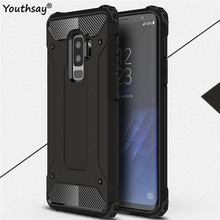 For Samsung Galaxy S9 Plus Case Shockproof Silicone Phone Cover Yothsay