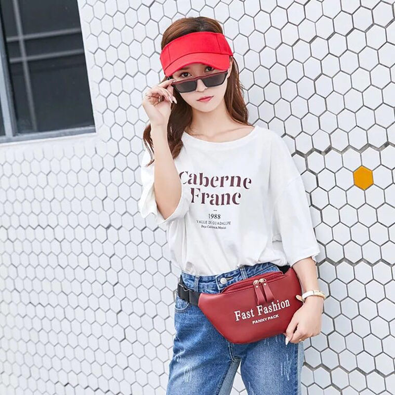 2019 New Arrival Fashion Pure Color Women Leather Shell Messenger Shoulder Bag Bust Bag Crossbody Bag Money Phone Travel Hottest in Shoulder Bags from Luggage Bags