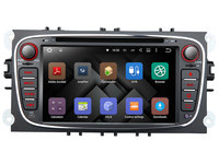 Eonon 7 Quad Core Android 2 DIN Car DVD Player GPS For Ford Mondeo Focus S