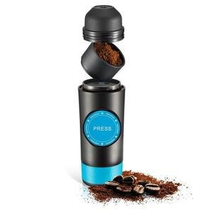 Machine Capsule Coffee-Maker Cold-Extraction Mini Espresso Electric Portable USB Hot