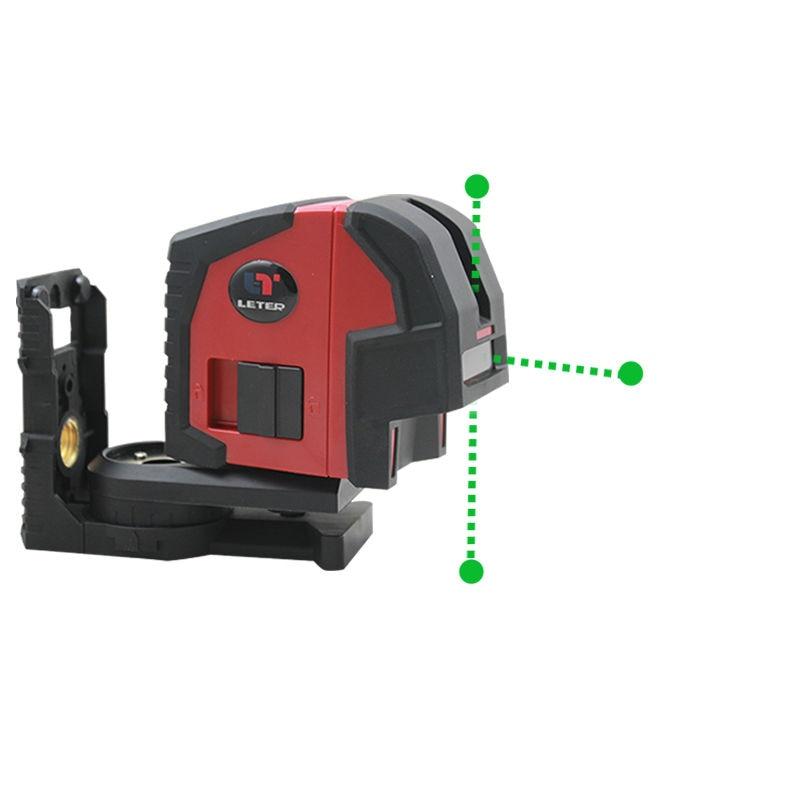 LETER Tools L3PG Green laser Spot Line Laser