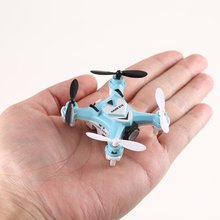 2.4G 4 Channel Mini RC Quadcopter Drone  Durable Headless Mode One Key Automatic Return Toys Ready-to-Go 6-Axle Gyro