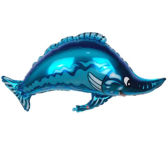 Xxpwj 1 Pz Trasporto Libero Nuovo Pesce Spada Di Alluminio