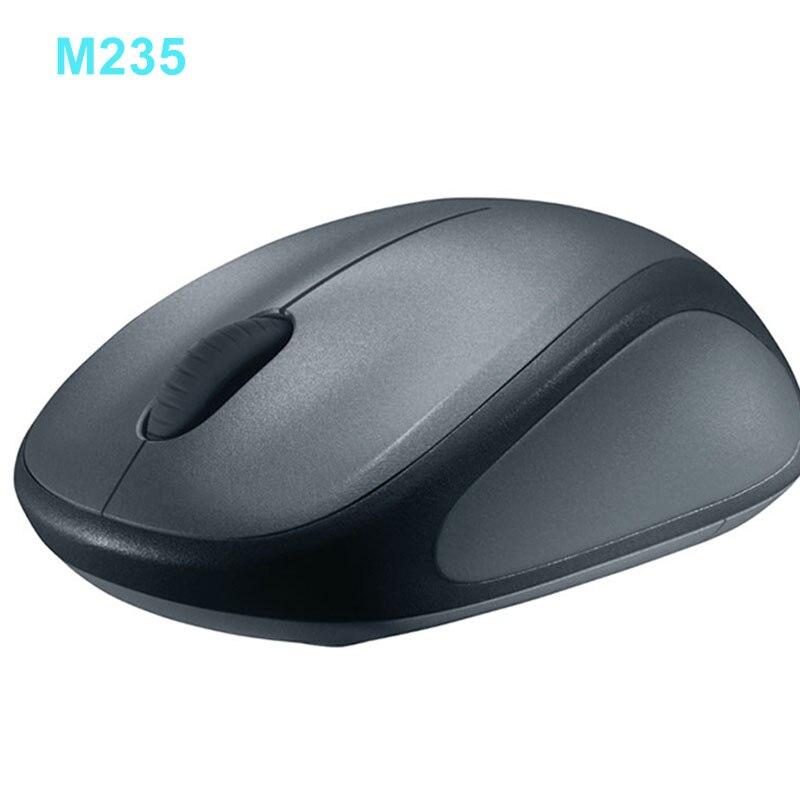 Logitech Wireless Maus Gamer M235 Original Mäuse Unifying-empfänger für Laptop PC Ergonomische...