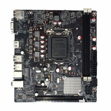 Professional H61 Desktop Computer Mainboard Motherboard 1155 Pin CPU Interface Upgrade USB3.0 DDR3 1600/1333 Dropshipping