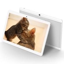 Новые carbayta компьютер S109 Android 7.0 10.1 дюймов планшетный ПК Quad Core 2 ГБ оперативной памяти 16 ГБ ROM 2MP IPS FM Bluetooth таблетки телефон