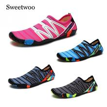 Outdoor Unisex Water Sneakers Couple Summer Beach Aqua Wading Shoes Swimming Fishing Diving Skin Paste Soft