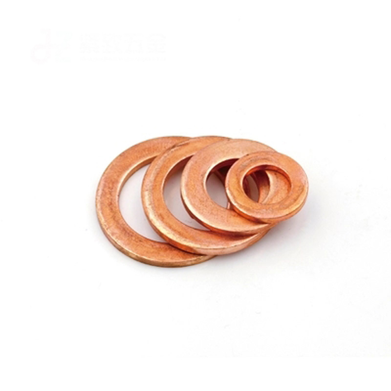 Buy Cheap 1pcs Copper Washer Inner Diameter M61 M64 M65 M66 M72 M75m91 Outer Diameters M69-100 Flat Gasket Marine Table Gasket Watts Meson To Be Renowned Both At Home And Abroad For Exquisite Workmanship Washers Skillful Knitting And Elegant Design Hardware