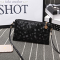 Women Fashion PU Leather Handbags stone pattern Shoulder Bags Messenger Bag Day Clutches Chain Bag Small phone coin female bag