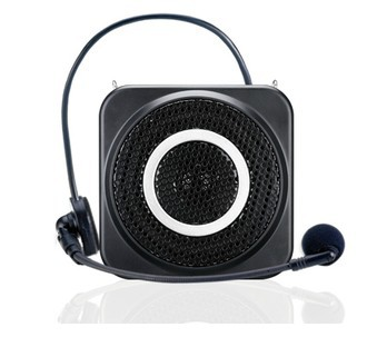 TAKSTAR E160 Digital Portable Voice Amplifier Wired Fashionable waist hanging loudspeaker with head type microphone