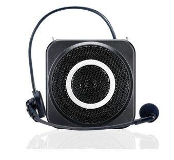 TAKSTAR E160 amplificateur de voix Portable numérique filaire haut parleur suspendu à la mode avec microphone de type tête-in Portable Haut-parleurs from Electronique    1