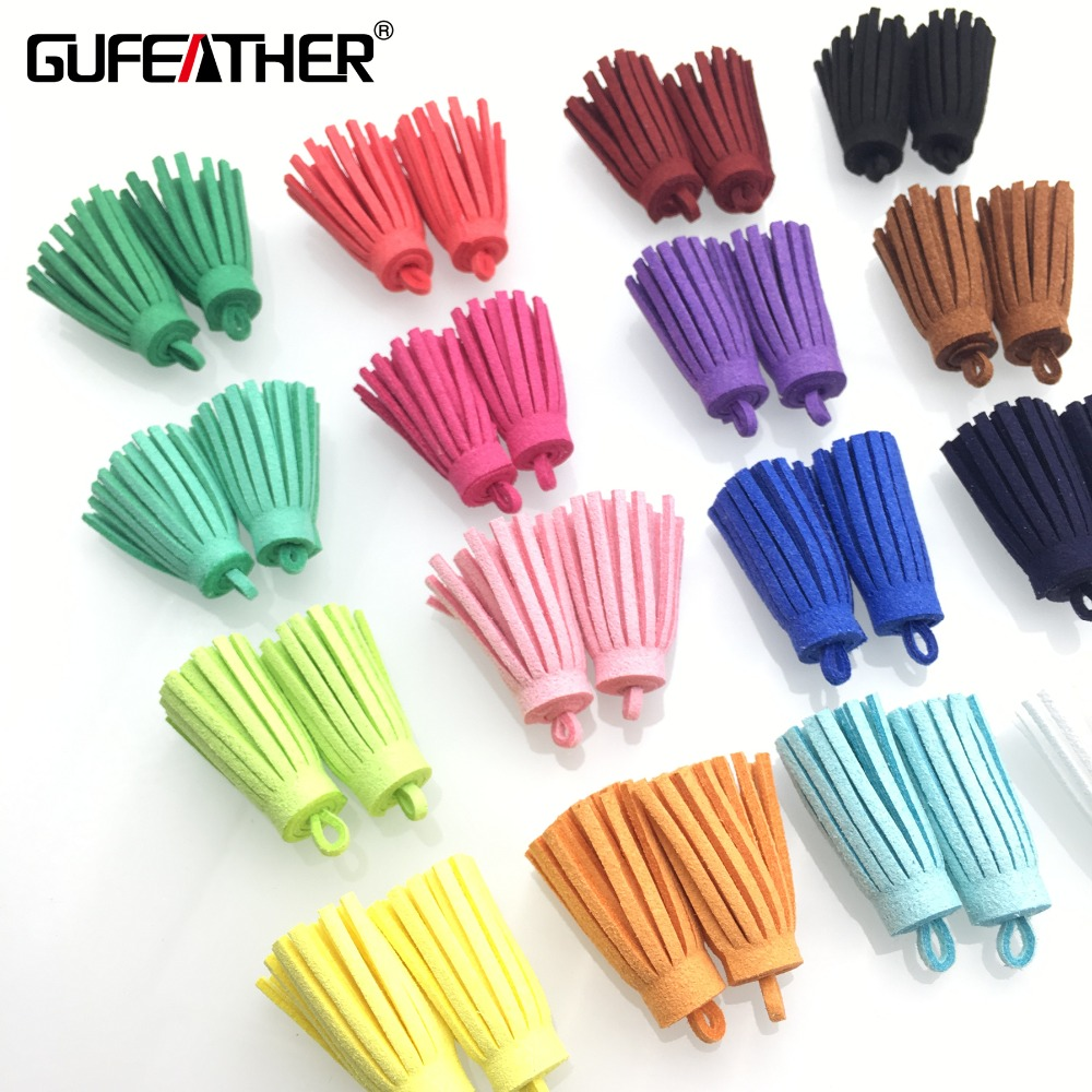 GUFEATHER L44/3.5cm jewelry accessories/accessories parts/jewelry findings/embellishments/diy accessories/hand made 10pcs/bag