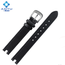 Genuine Leather Watch Straps For Tissot T084 210 Watches Ladies Colorful Watchbands Leather Women Bracelet Correas Para Reloj