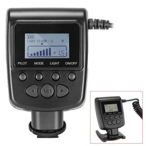 Image 2 - RF 550D 48 Chiếc Macro Flash Vòng LED Kèm 8 Adapter Ring Cho Canon Nikon Pentax Olympus Panasonic Máy Ảnh DSLR đèn Flash V HD130