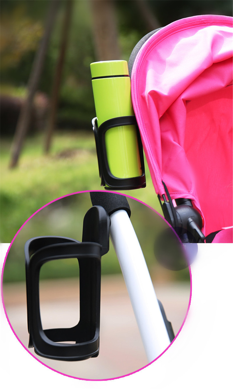 Stroller Cup Holder Baby Stroller Accessories For Milk Bottles Rack Bicycle Bike Bottle Holder Baby Stroller Accessories #2