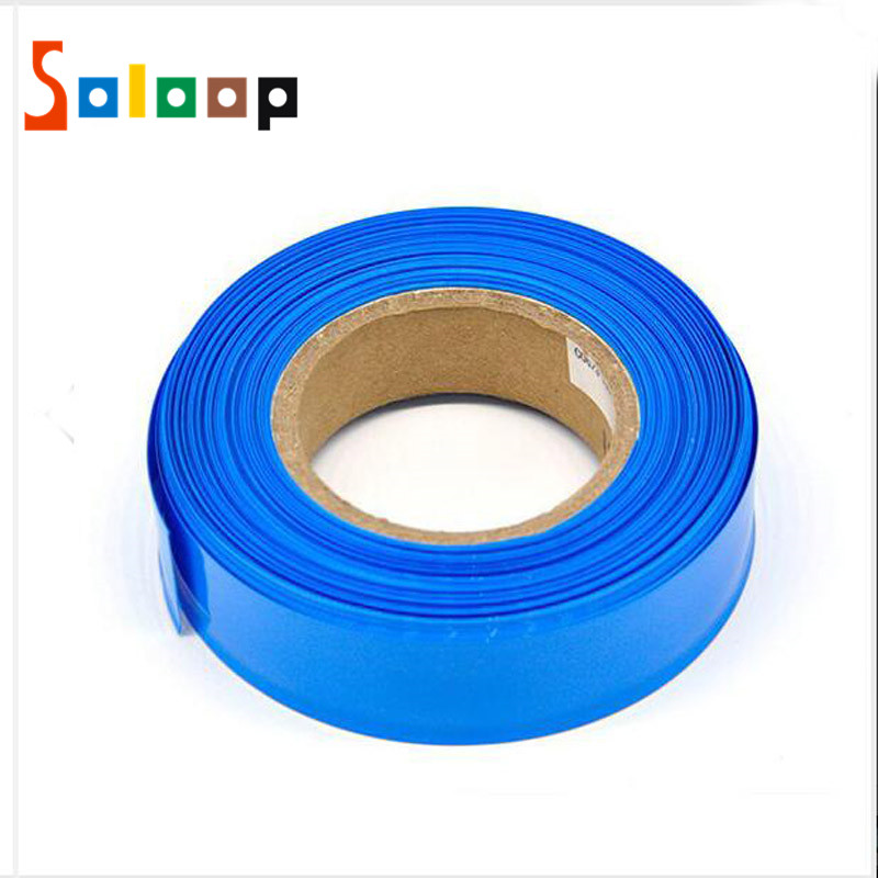 Heat Shrink Tubing 1M Lipo Battery Casing PVC Heat Shrinkable Tube Model Accessories Battery Case Electronic Insulation