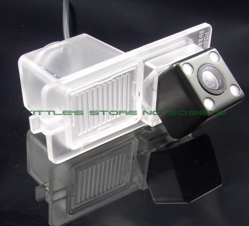 Highest 4 <font><b>led</b></font> HD CCD waterproof wireless car rear view camera for SsangYong <font><b>Kyron</b></font> Rexton W new Actyon Korando
