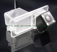 Highest 4 Led HD CCD Waterproof Reverse Parking Car Rear View Camera For SsangYong Kyron Rexton