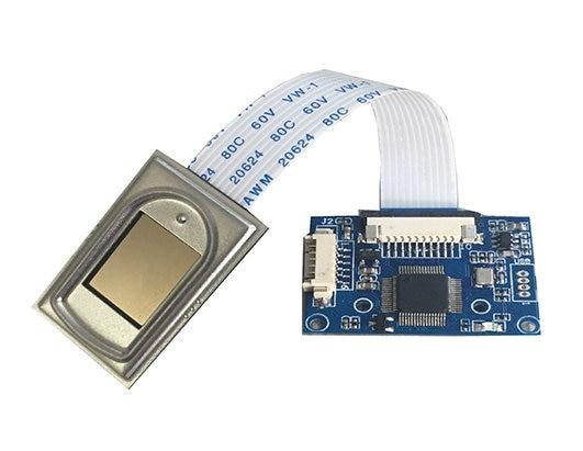 R303T Fingerprint sensor Finger detection function